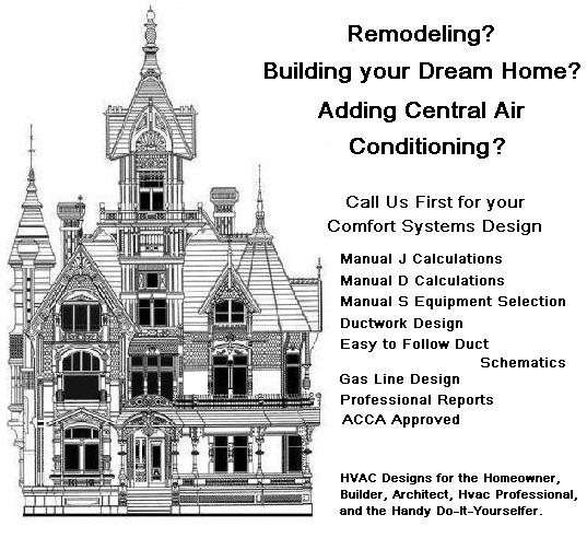 HVAC DESIGN, Air Conditioning And Heating Systems For A Comfortable Home. Part 59