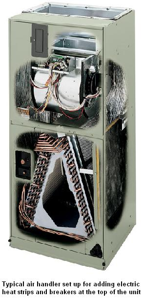 Electric Heat Strips In Air Handler