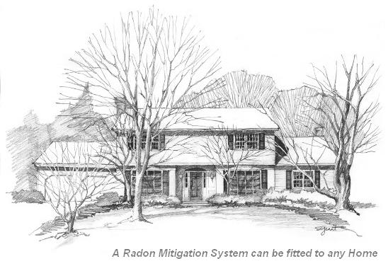 radon mitigation for your home to ensure acceptable