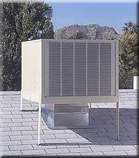 A Nicely Installed, Well Flashed, Well Maintained Swamp Cooler Does Not  Need To Be An Eyesore On Your Roof.