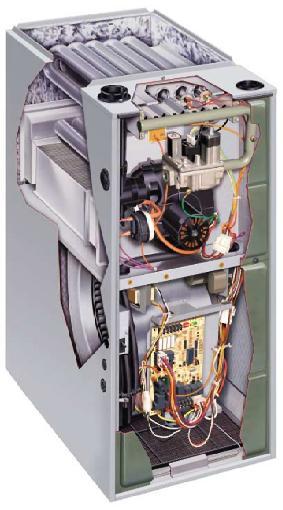 Modulating Gas Furnaces