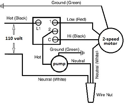 control wiring diagram for single phase motor with Sw  Cooler Wiring on Electrical also Air  pressor Motor Starter Rand Ingersoll moreover Sw  Cooler Wiring together with Viewtopic likewise 15333.